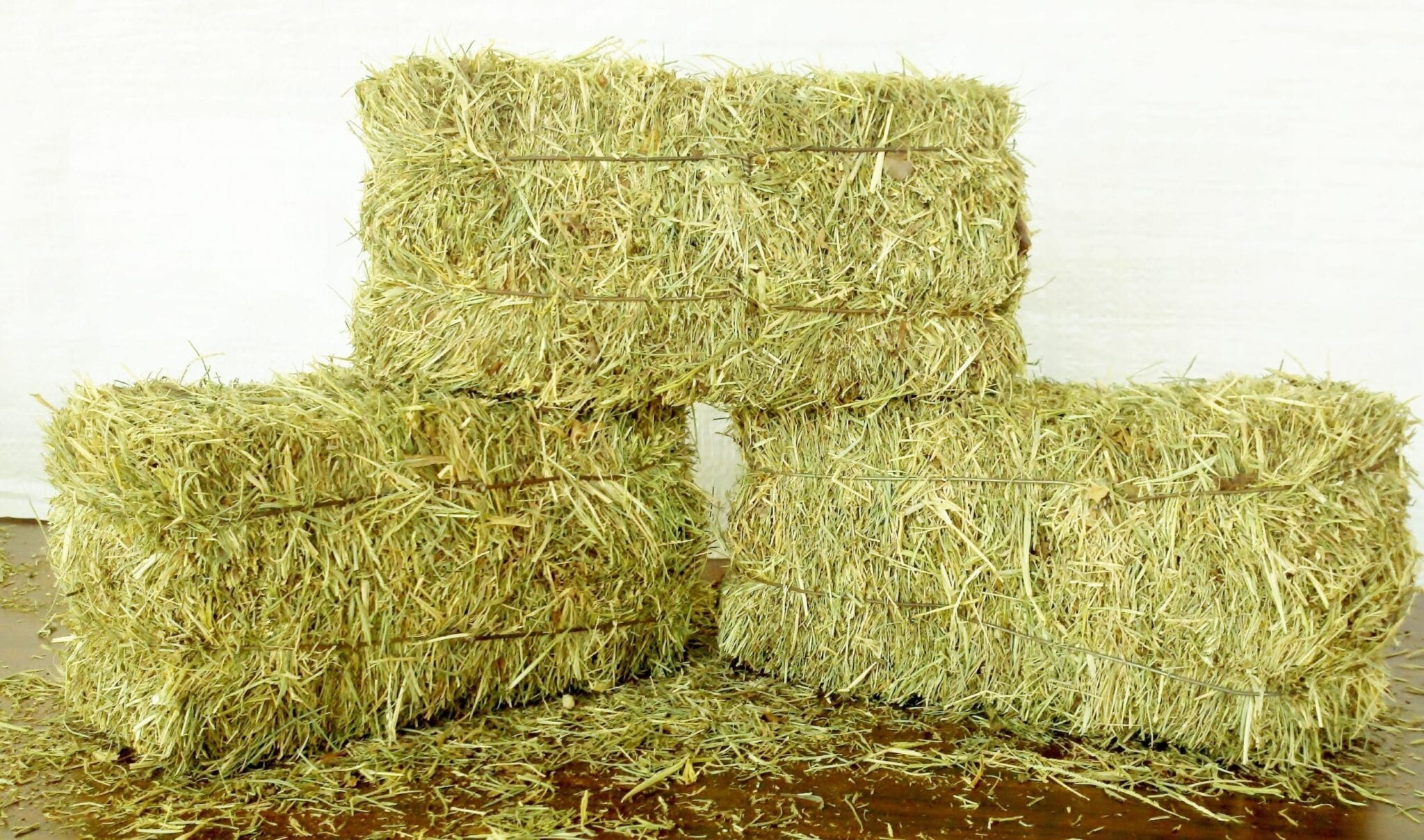 Quality Equine Hay By The Bale Or Truckload.